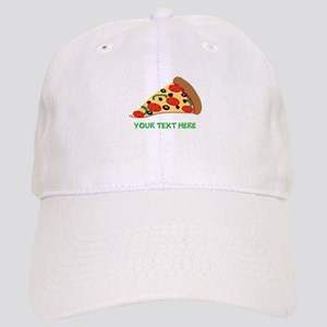 Pizza Lover Personalized Cap